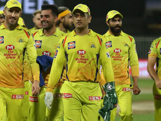 Expected Playing XI - CSK