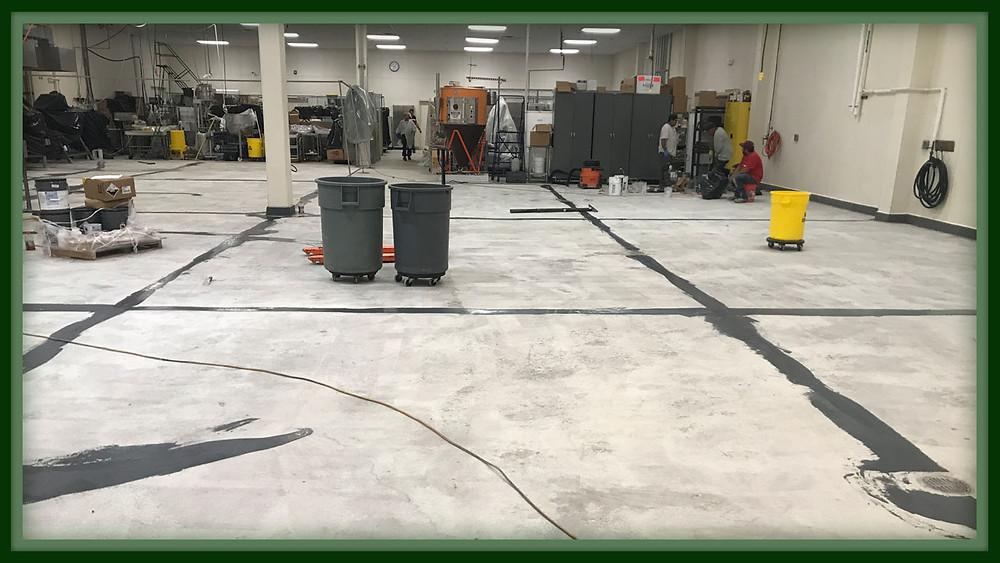 Commercial Kitchen Floor Contractor
