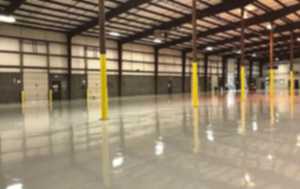 Commercial Resin Flooring System