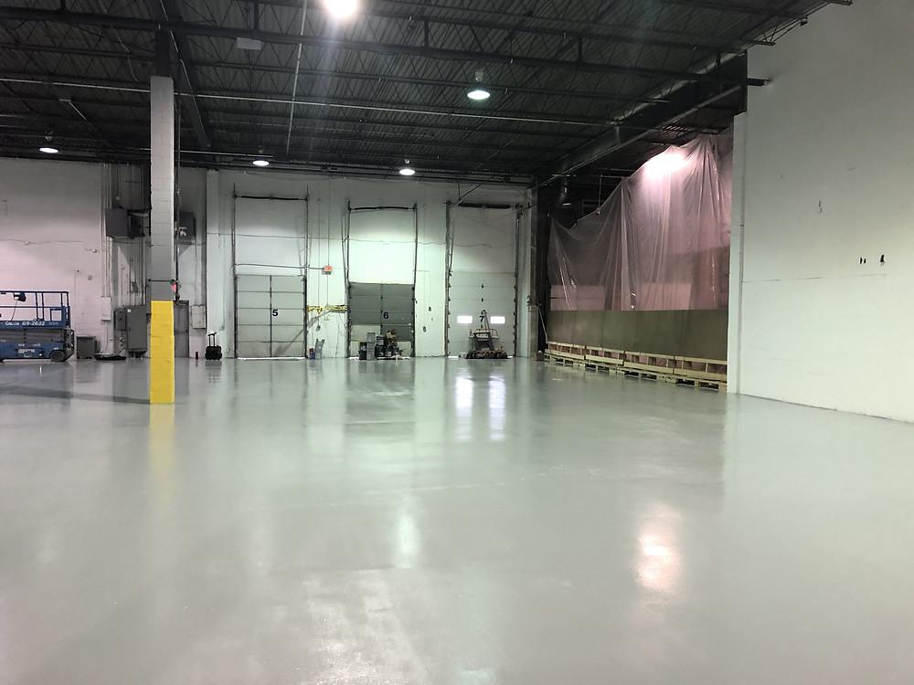 epoxy coating contractor