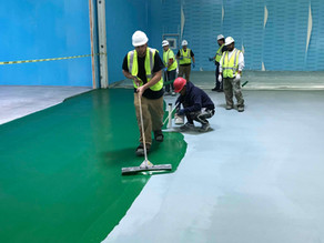 10 Factors In Choosing The Right Epoxy Flooring Specialist