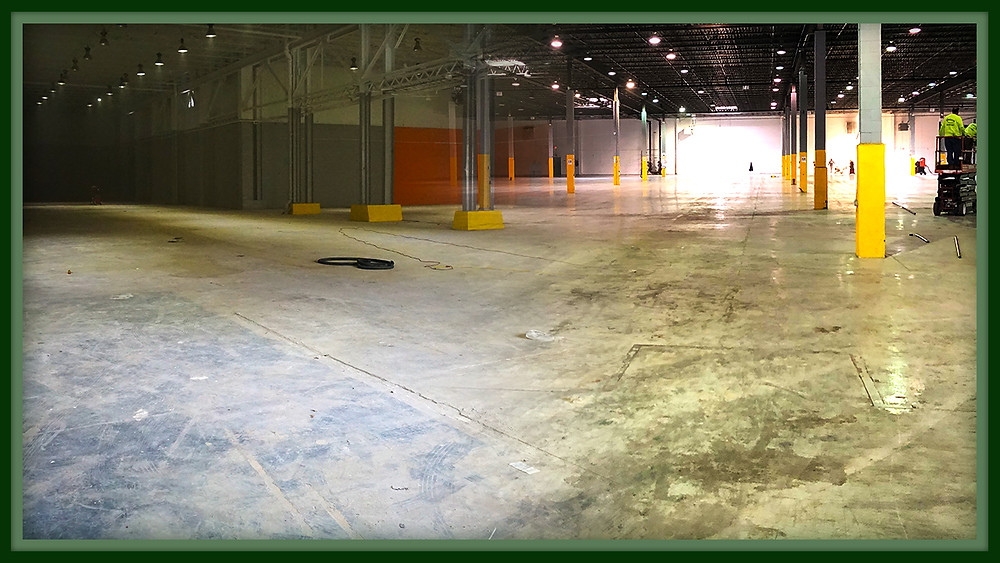 warehouse epoxy floors