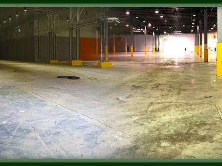 The Risks of Bad Warehouse Flooring