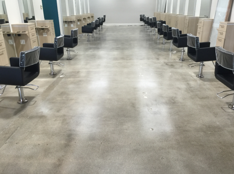 Concrete Polish Floor System