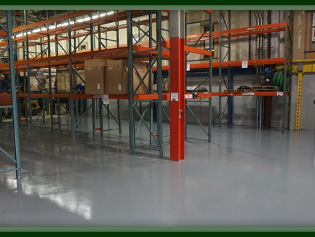 Warehouse Epoxy Flooring Options for Fulfillment Centers