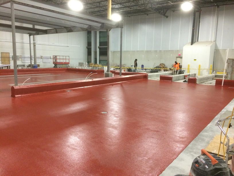 urethane cement floor
