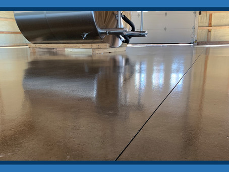 How Polished Concrete Floors Can Transform Your Commercial Facility