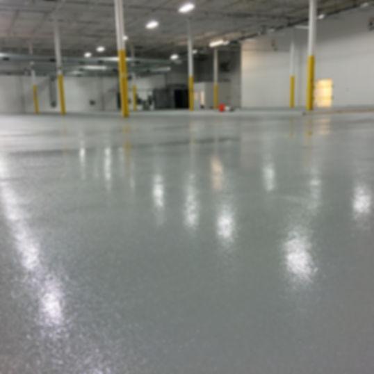 Flooring for Warehouse