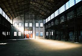 warehouse resinous flooring