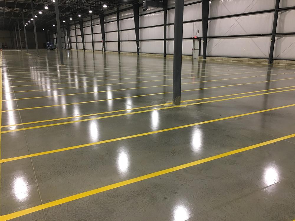 warehouse sealing contractor