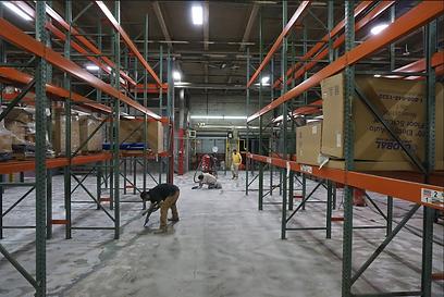 Installation of Flooring System