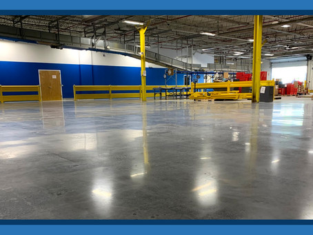 Top 3 Benefits Of Stained Concrete Floors