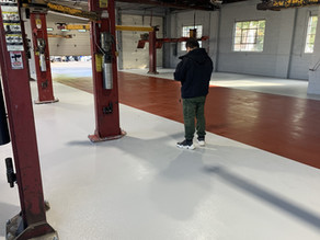 How Industrial Epoxy Flooring Can Be Used To Streamline Production