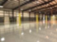 commercil resin flooring system