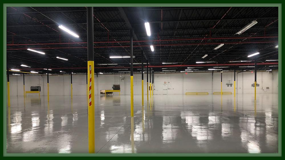 commercial resinous flooring