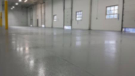 Warehouse Flooring with Epoxy Coating