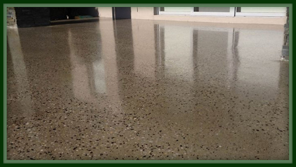Grind & Seal for Concrete Floor