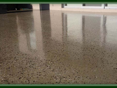 What Are Grind And Seal Concrete Floors?
