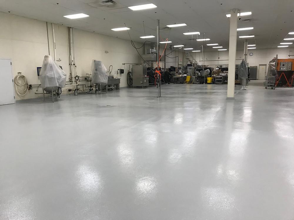 commercial kitchen flooring nj