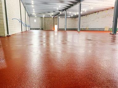 urethane cement flooring