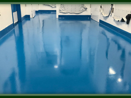 Are Epoxy Floors Safe?