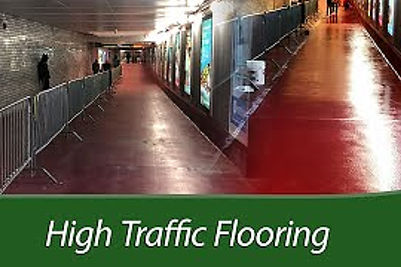 factory epoxy flooring video