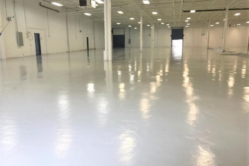 warehouse flooring system