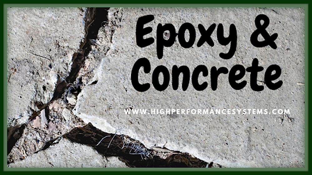 Epoxy Concrete