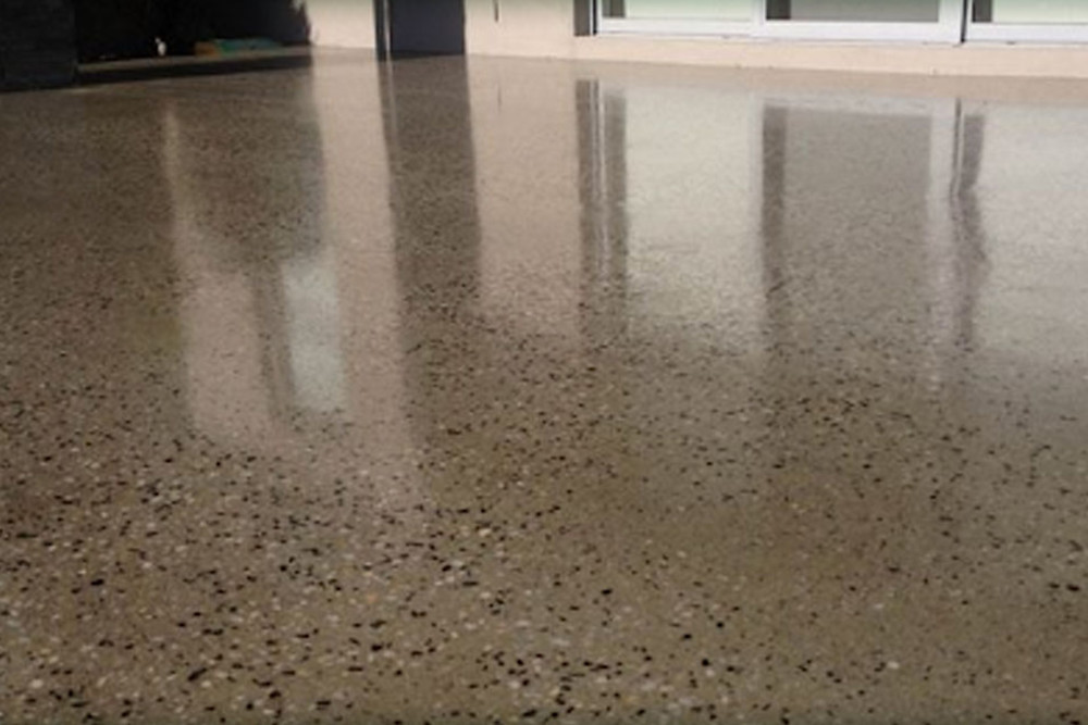 grind and seal concrete floor