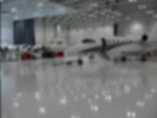 Hangar Epoxy Flooring