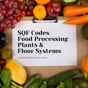 SQF codes and floor system