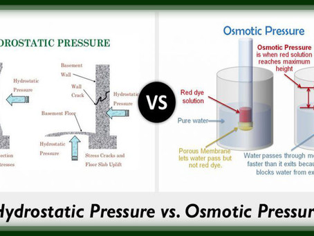 What is The Cause of Hydrostatic Pressure?