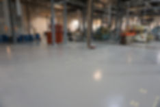 Production Epoxy Floor System