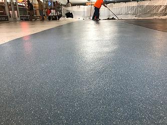 decorative epoxy contractor