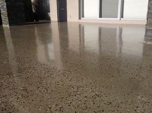 Grind & Seal for Concrete Floor