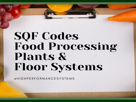 What Are SQF Codes And Why Are They Important?
