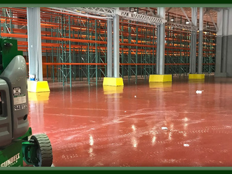 What Type of Floors Can Epoxy Coating Be Applied To?