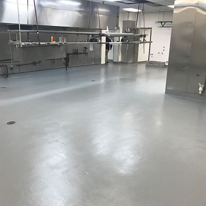 Commercial Kitchen Floor Epoxy