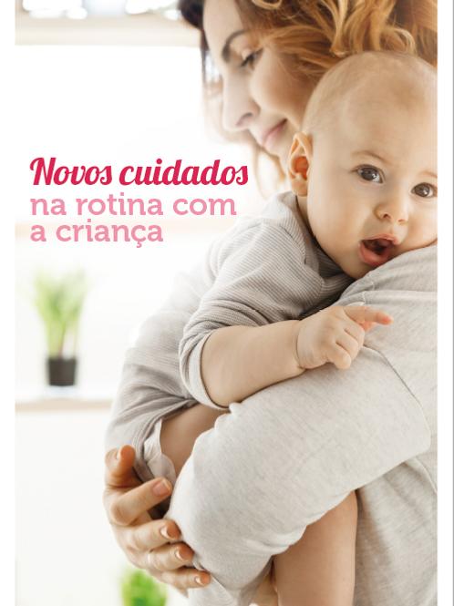 Orientações Para Pais e Babás sobre Novos Cuidados pós Covid-19