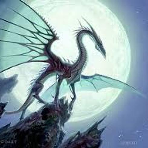 Dragons, Monsters and Superhero Art with Kathy Dunn - Grades 3-8