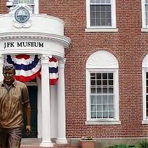 JFK in Hyannis presented by the Cameron Senior Center