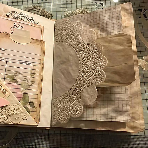 Up-Cycled Art: Art from Vintage Books - Ages 8 through Adult