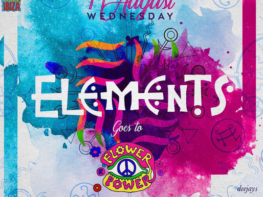 Elements at Pacha - 14 August 2019