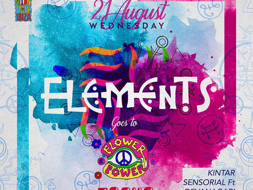 Elements @ Pacha 21 August 2019