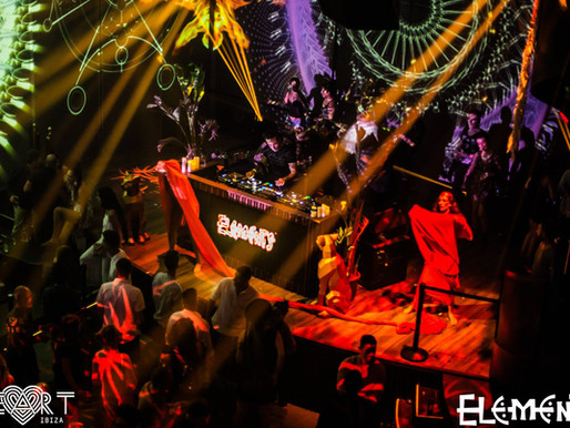 Elements @ Heart the ambience 16th July 2018