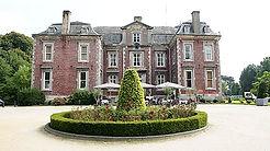 kasteel Oud-Rekem, Villain XIV, Kasteelhof, Leut, Meeswijk, schilderachtig dorp, mooiste dorp van Vlaanderen