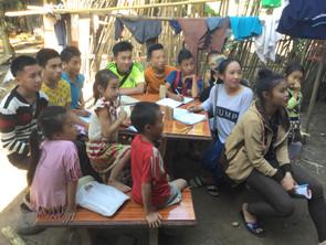 Teach English Overseas to children