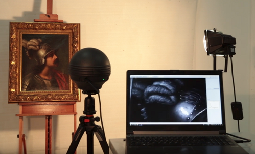 Multispectral Art Examination