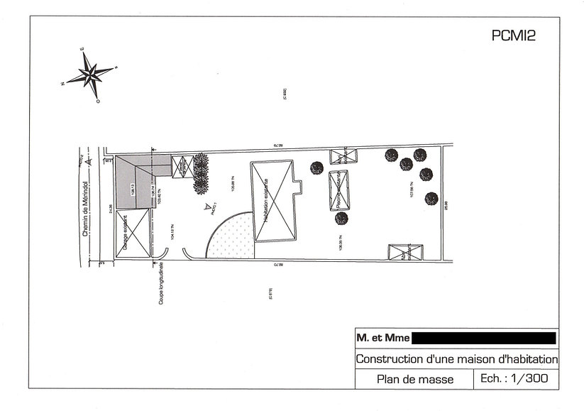 Sweet Home Concept Vaucluse Permis Construire Plan Maison