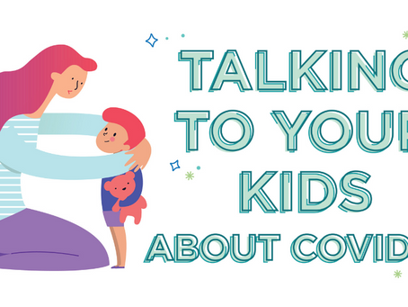 Kids and COVID-19: How Can We Support Them?